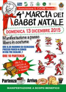manifesto marcia babbi natale 2015