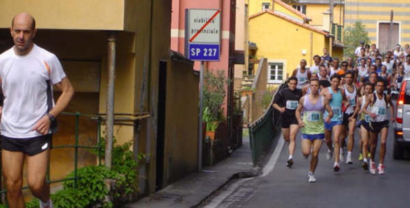Classifica di Arrivo della 25a Portofino-Rapallo 2016
