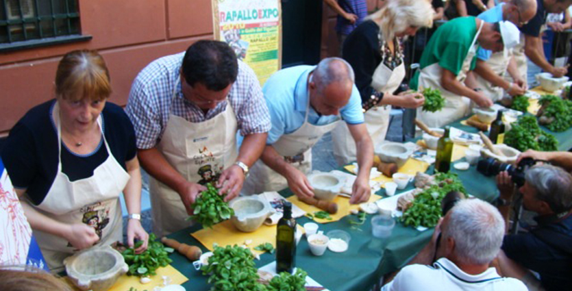 TigullioEXPO15 – Rapallo dal 7 all'11 Agosto 2015